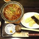 おく実庵 - 天ぷら蕎麦