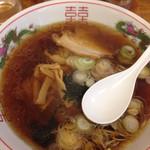 きくち - 料理写真:ラーメン¥500