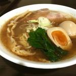 タブー・ザ ボニート - 味玉手火山ラーメン 980円