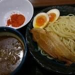 48495119 - 石神式スパイシーピリ辛つけ麺