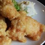 ヨクバリ食堂 - チキン南蛮