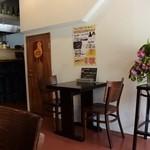 ヨクバリ食堂 - 店内の雰囲気