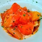 ル・リバージュ - チキンのトマト煮