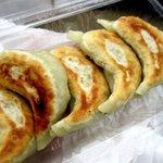 光陽 - 料理写真:焼き餃子1P(5個入り)!