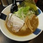 麺屋 むら田 - 濃厚豚骨しょうゆラーメン