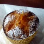 フラウラ - オレンジのカップケーキ