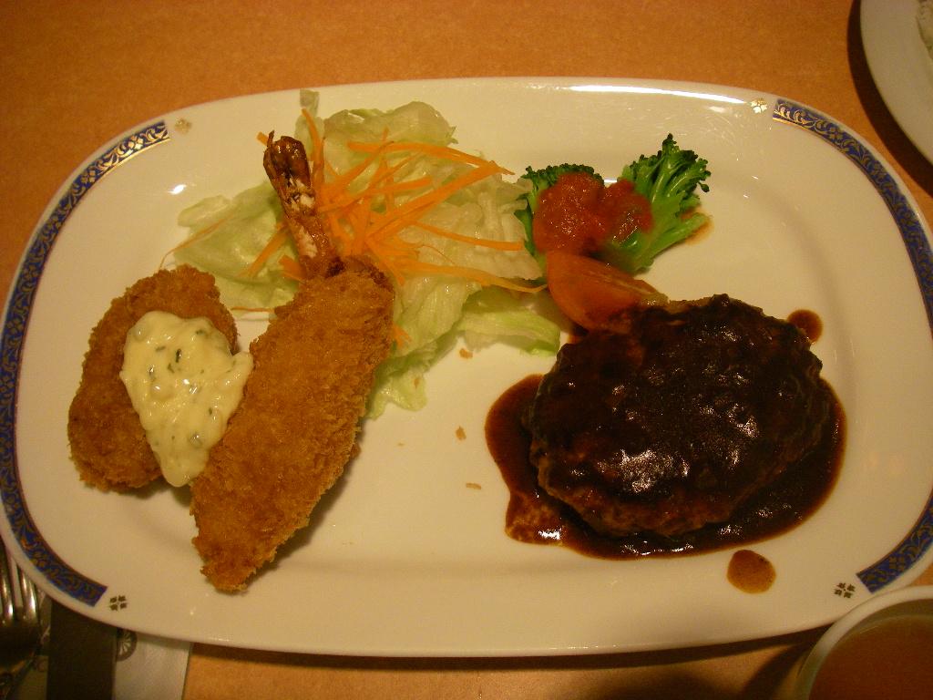 バンビ 新宿サブナードレストラン街