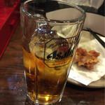 古武士 - 【飲み放題30分】のウーロン茶。