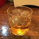 古武士 - 【飲み放題30分】の梅酒。
