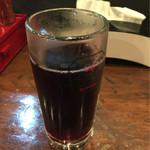 古武士 - 【飲み放題30分】のがぶ飲みワイン。この量は凄い!