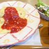 みねるばの森 - 料理写真:オムライス