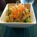 マーマレードカフェ - ランチのサラダ