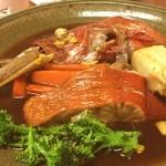 ゆりね - 金目鯛の煮付けが美味でした〜(^_−)−☆