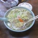 48506107 - ピンボケちゃんぽん麺