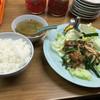 好楽園 - 料理写真:201603再訪 レバニラ定食
