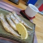 日本酒道場 橋 - シシャモ