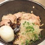 高山麺工房 - 油そば並