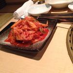焼肉 韓国料理 八幸苑 - キムチ