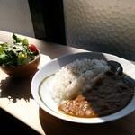 アグロックカフェ - カレーセット