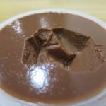 フランス菓子 葦 - 湘南 生チョコプリンもういっちょアップ
