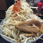 大黒屋本舗 - ふじ麺(720円)ヤサイちょいマシ
