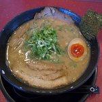 麺屋 風火 - とんこつ(700円)