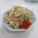 ひろせ食堂 - ゲキ旨、焼き飯 これで普通サイズ