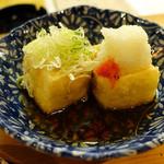 ばなゝや - 揚出し豆腐