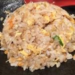 神田らーめん - 炒飯! 大中小あり