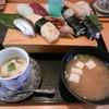 太丸鮨 - 料理写真:にぎり寿司ランチ