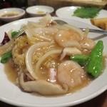 Mirai - 京都野菜と海鮮のあんかけ炒飯