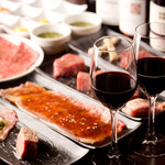ニクアザブ - お肉に合うワインを常に追求しております!!