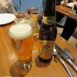 セントル ザ・ベーカリー - エビスビール(小瓶) 800円+TAX