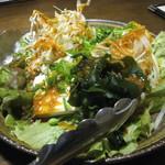 48529669 - 豆腐サラダ