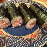 回転寿司 魚河岸 - トロたく