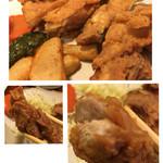 キッチン・ハル - 若鶏のから揚げ