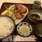 キッチン・ハル - 豚しょうが焼き定食 1000円