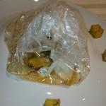 エノテーカ ピンキオーリ - 包み焼き