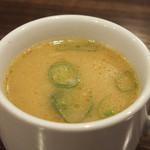 48532068 - セットのスープ