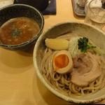 みつ星製麺所 - カレーつけ麺(極太麺・並盛)