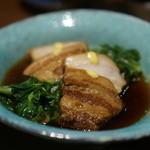 いふう - 三元豚の角煮