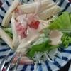 カレーショップ コーヨー - 料理写真:サラダ!オリジナルドレッシング♪