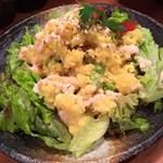 鶏屋くだかけ - 料理写真:おいしーいポテトサラダ