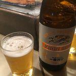 48537605 - 瓶ビール
