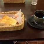 三河屋珈琲 -
