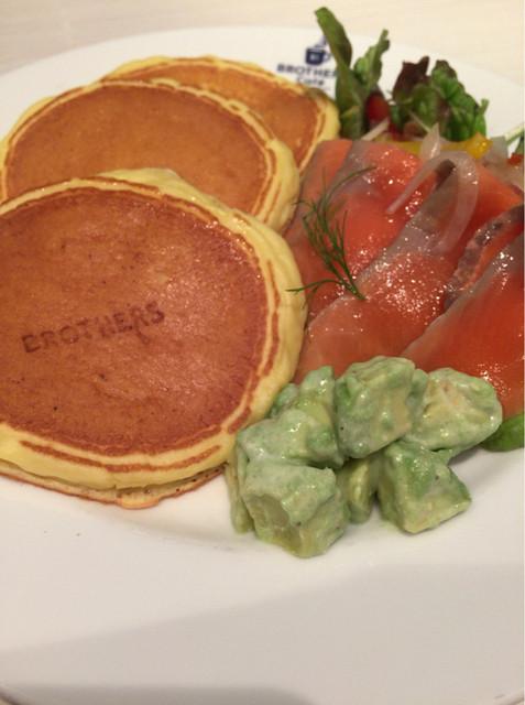 パンケーキ&スイーツ ブラザーズカフェ  梅田オーパ店