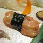 鮨隆 - 赤貝のひも