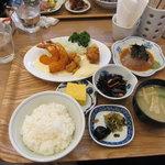 天神 わっぱ定食堂 - わっぱ定食