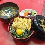 4854904 - ウニ丼ハーフサイズ