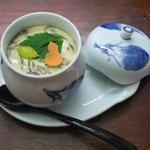 4854908 - メカブの茶碗蒸し